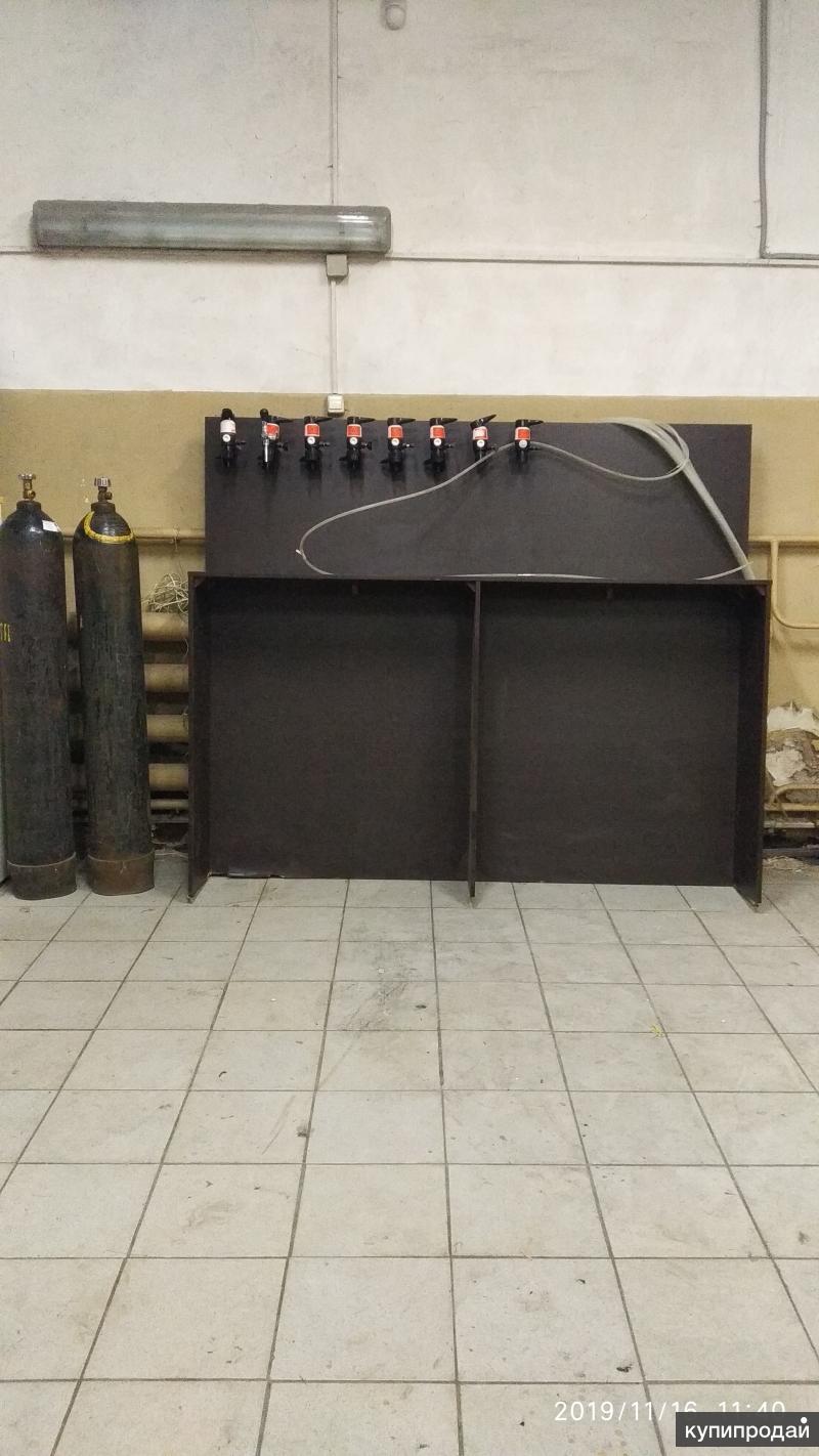 Оборудование для магазина розливных напитко