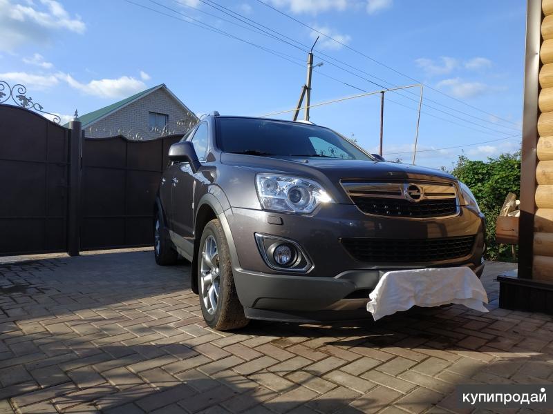Opel Продаю OPEL ANTARA 2.2 CDTI 4*4 (ТУРБОДИЗЕЛЬ) 184 л.с.