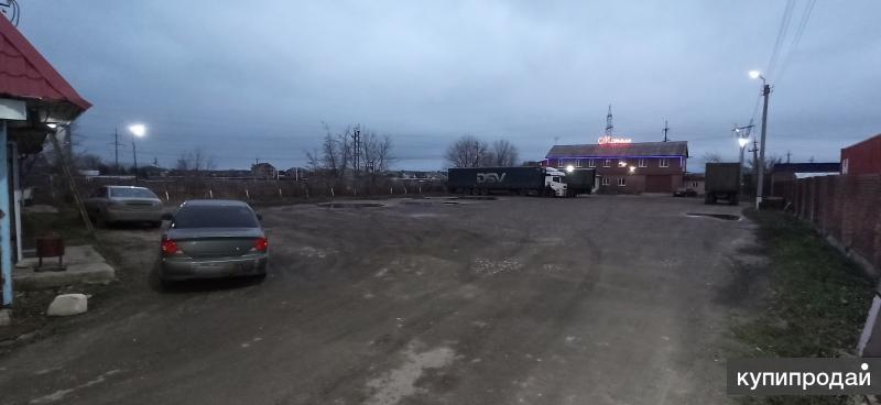 Гостиница со стоянкой на М5 Самарская обл.
