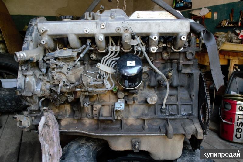 двигатель в сборе 1 HDT