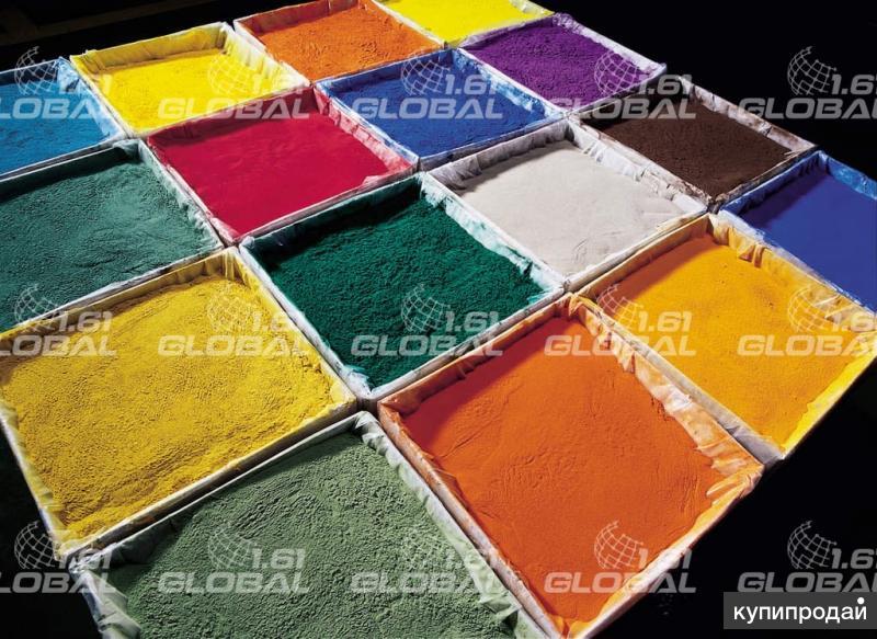 Порошковая краска все цвета по RAL