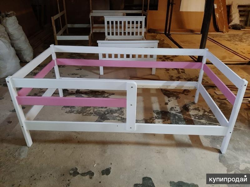Детские кроватки. Собственное производство