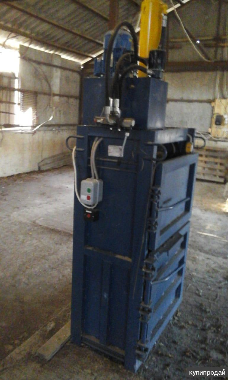 Пресс гидравлический пакетировачный ADM-8