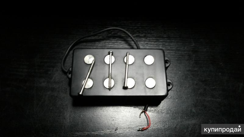 Звукосниматель для бас гитары
