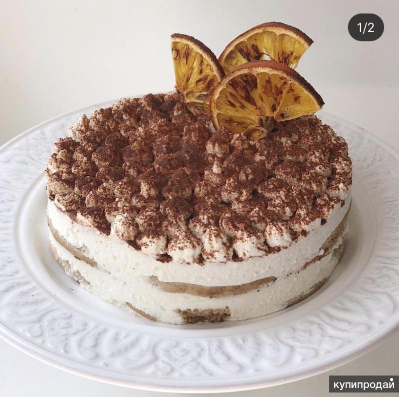 ПП (правильное питание) торты, веган десерты