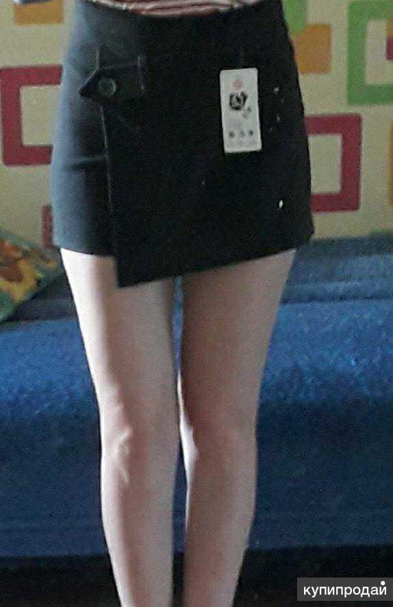 Юбка-шорты,новые. 42-44 размер