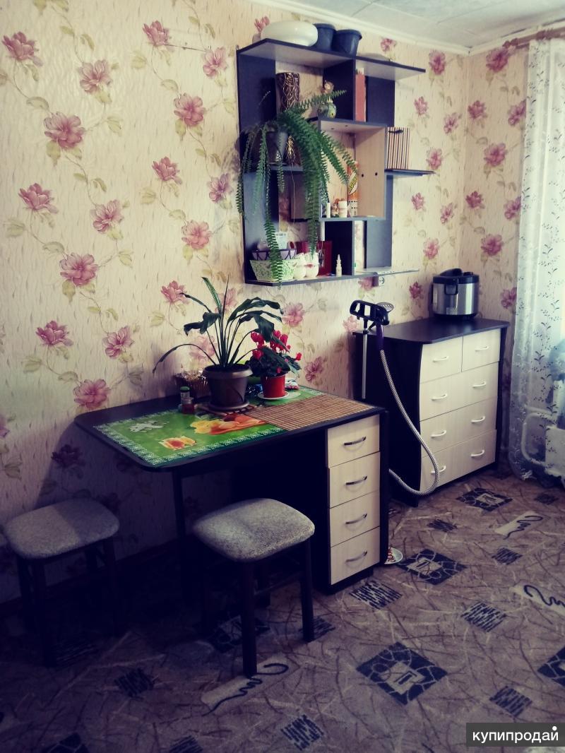 Комната в 1-к 18 м2, 1/5 эт.