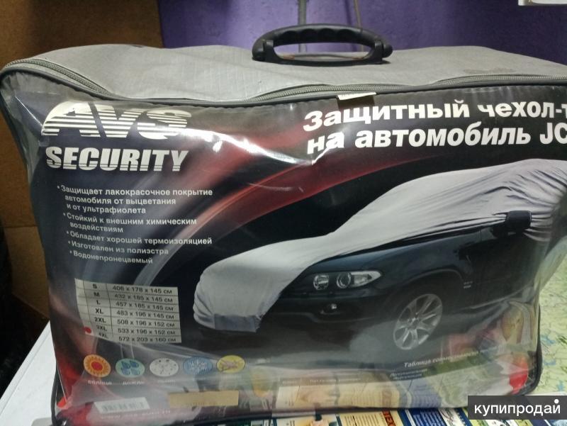 Защитный чехол тент на авто JC-520 Джип