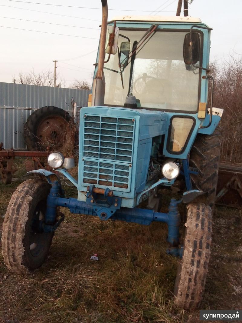 Продаётся трактор
