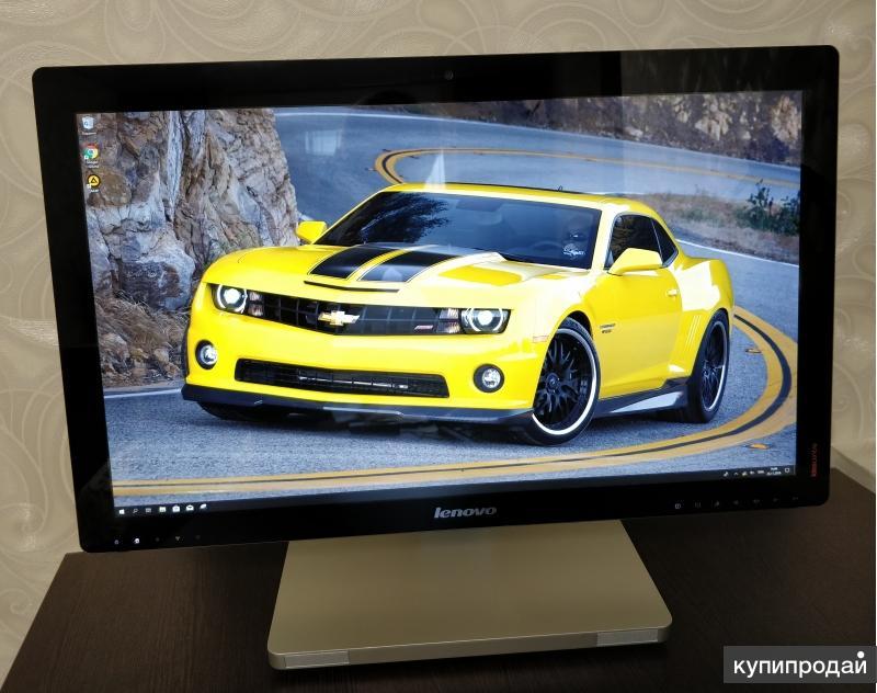 "Моноблок Lenovo A730 с мультитач экраном 27"""