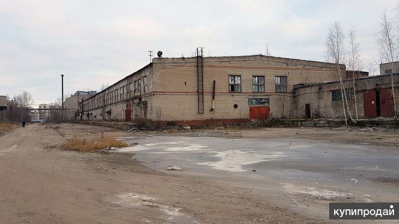 Кирпичное складское здание 4000 кв.м в Иванове