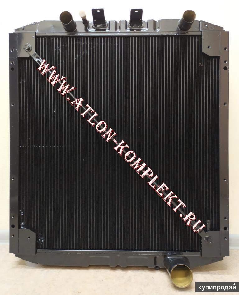 Радиатор МАЗ-5432А5, МАЗ с ЯМЗ-6582, -65853 медн. 5432А5-1301010-001
