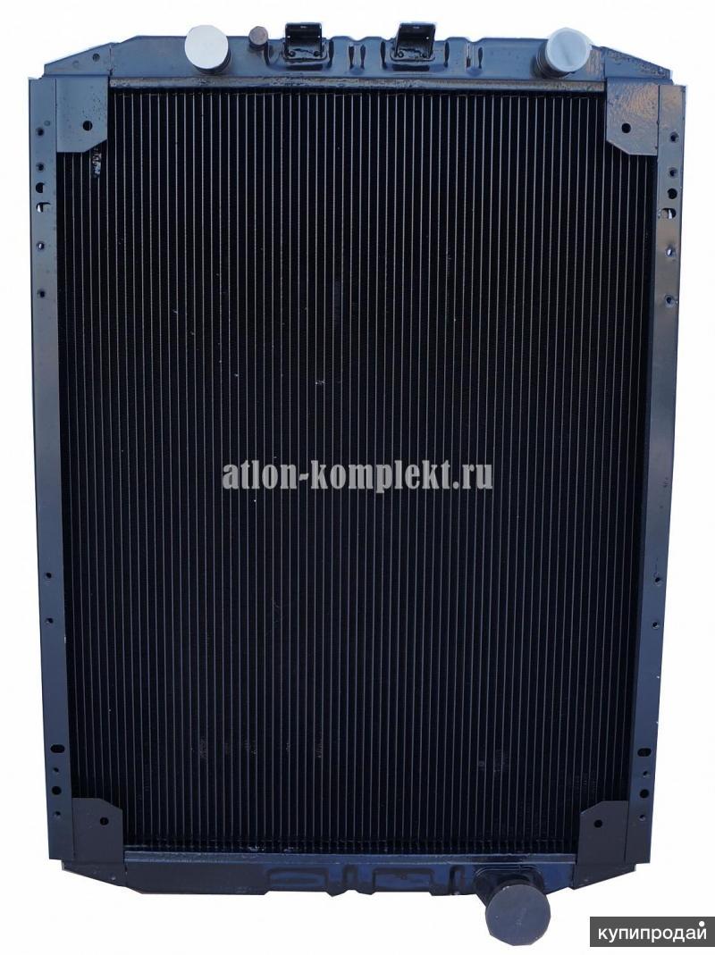 Радиатор МАЗ с ЯМЗ-7511, ЯМЗ-6581, ЯМЗ-6585 медн. 543208-1301010-001