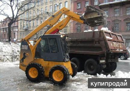 Уборка и вывоз снега Челны