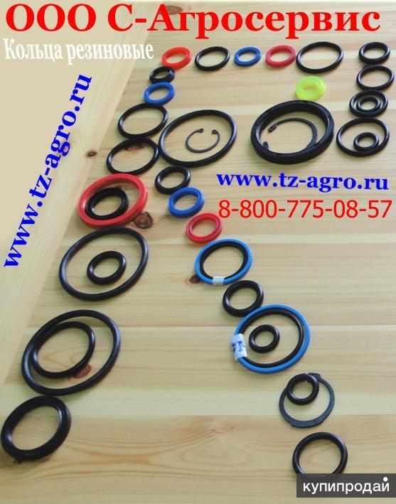 Кольцо резиновое силиконовое