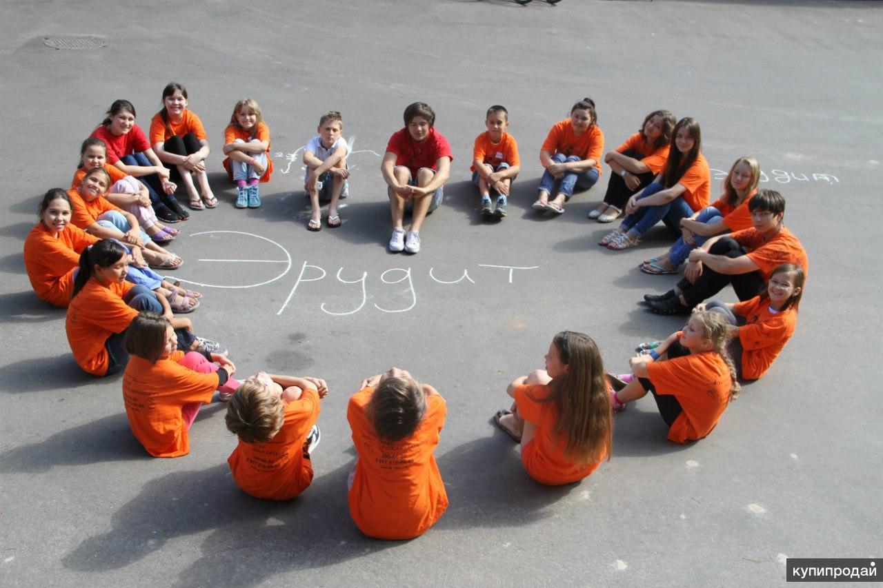 Подарите своему ребенку сказку с лагерем Эрудит