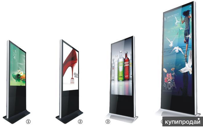 Производим, устанавливаем и обслуживаем видео стенды с LED экранами