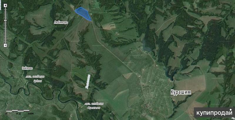 3 участка 50 км до Перми. Общая площадь 13,2 Га