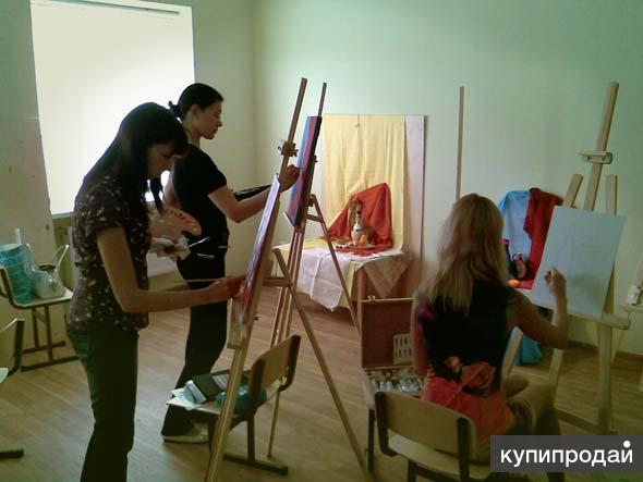 Подготовительные Курсы в художественные ВУЗы Санкт-Петербурга