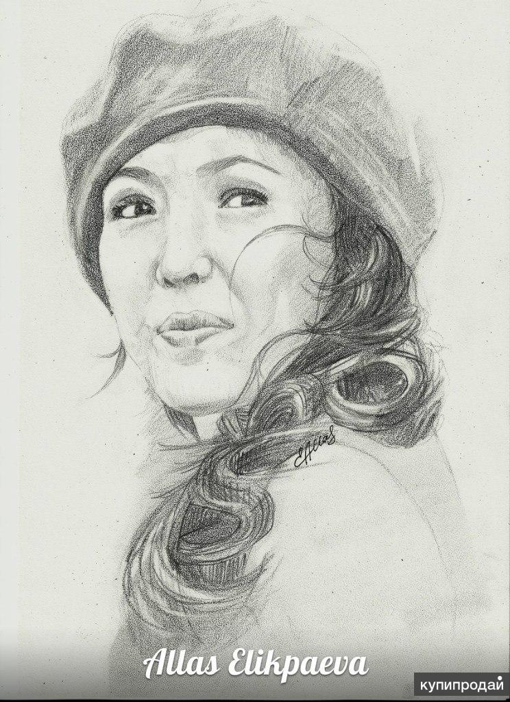 Рисуем Портреты на заказ