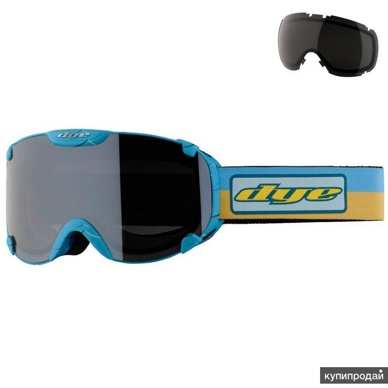 Маски для горных лыж и сноуборда Dye детские