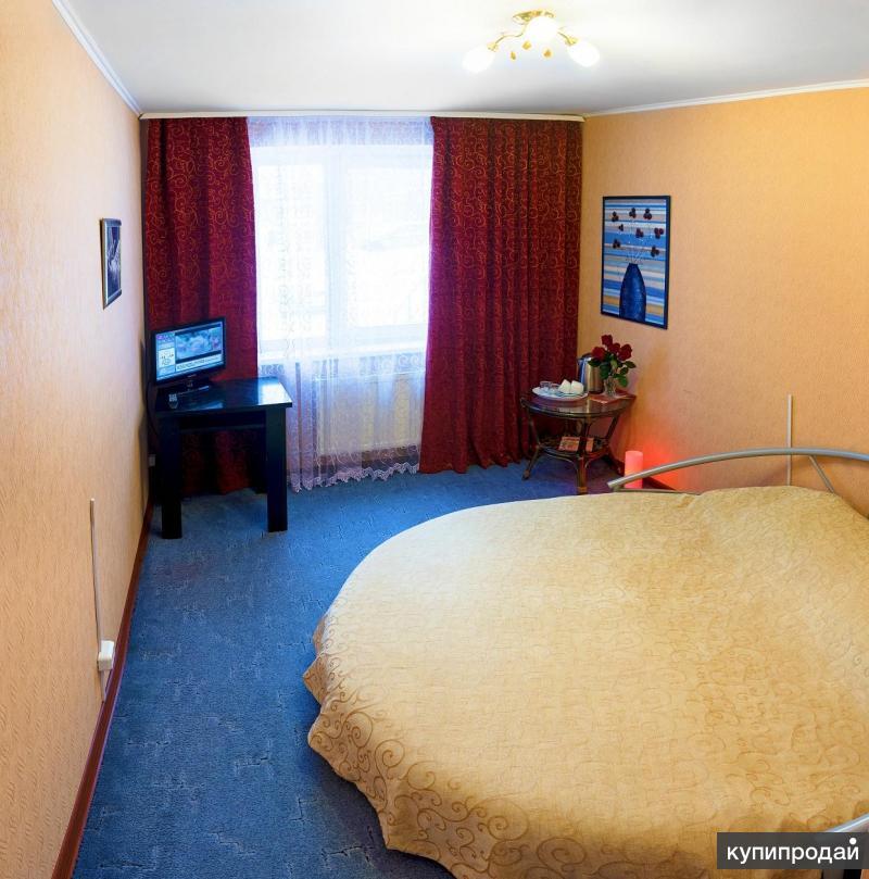 мини-отель Глобус в Перми для командировочных