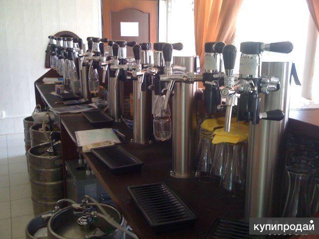 пивное оборудование для розлива пива и напитков