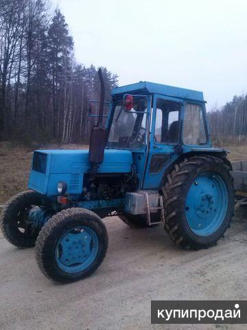 Продам ТРАКТОР модели ЛТЗ-55А