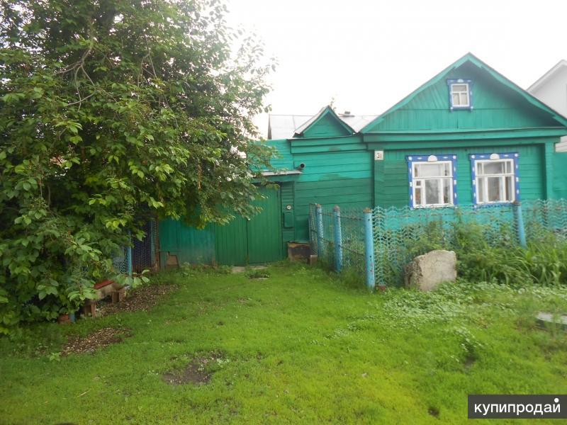 дом в г. Нижний Ломов