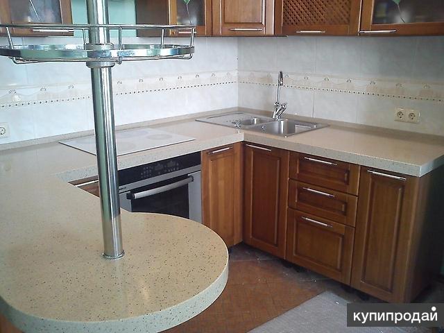 Столешница для кухни владивосток столешница встраиваемая в подоконник