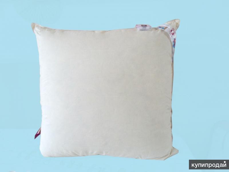 """Подушки и одеяла """"Дакс+"""""""