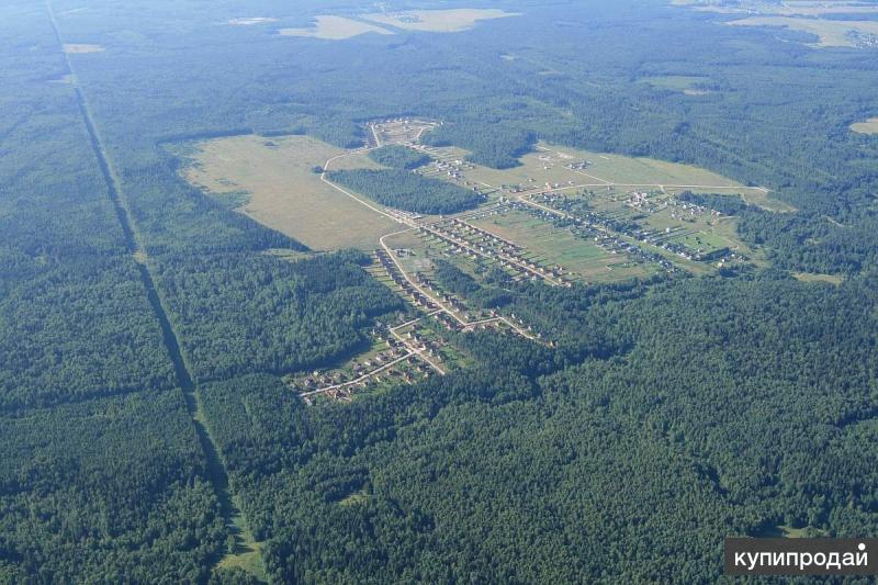Продам землю под строительство дач
