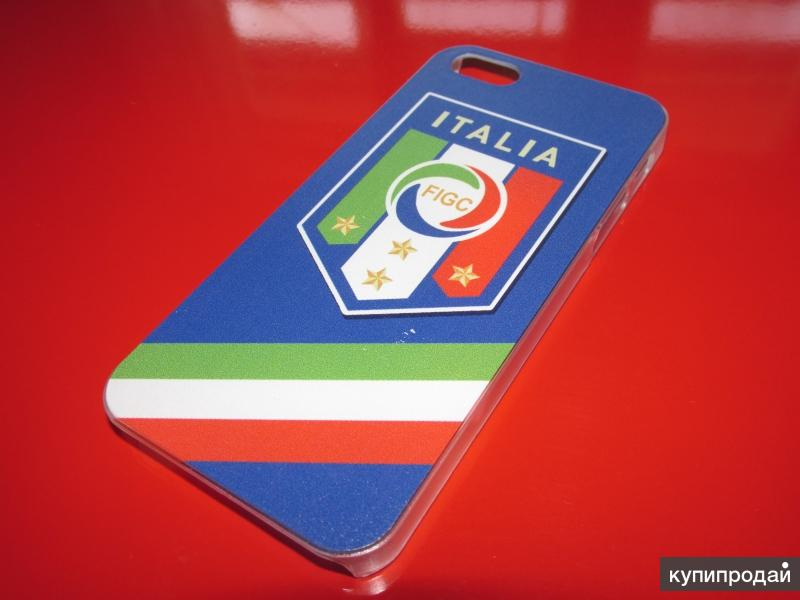 Фанатам Футбола Чехол case Италия для apple iphone 5/5S