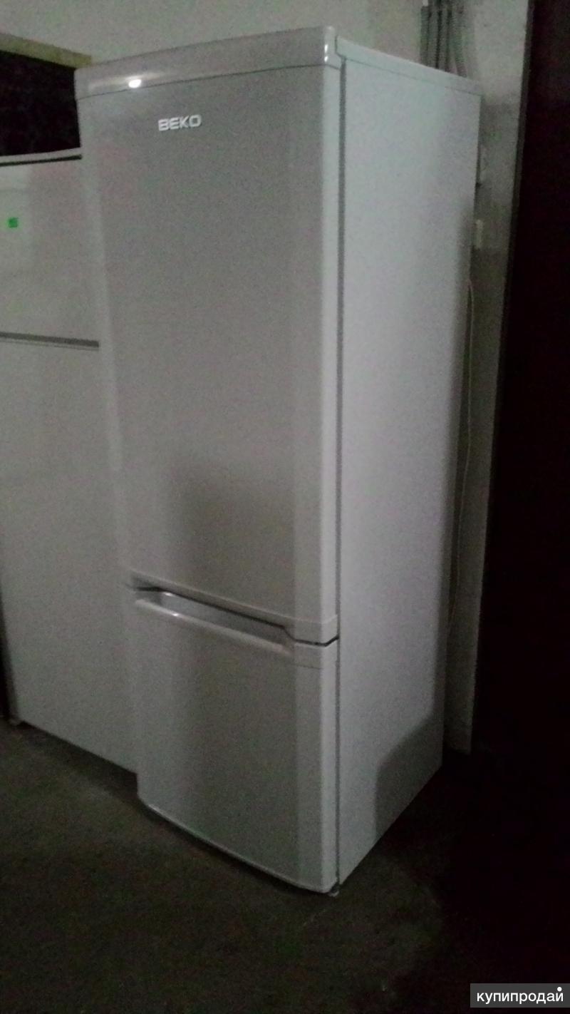 Холодильник BEKO CSK25050, БУ, рабочий