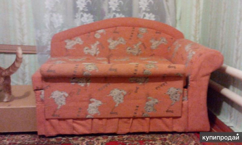 десткий диван