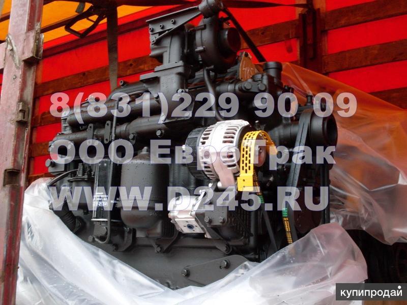 Двигатель для тракторов МТЗ-1222/2022 Д-260.4S2-485, НОВЫЙ