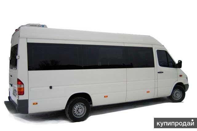Аренда микроавтобуса в Ярославле и ЯО