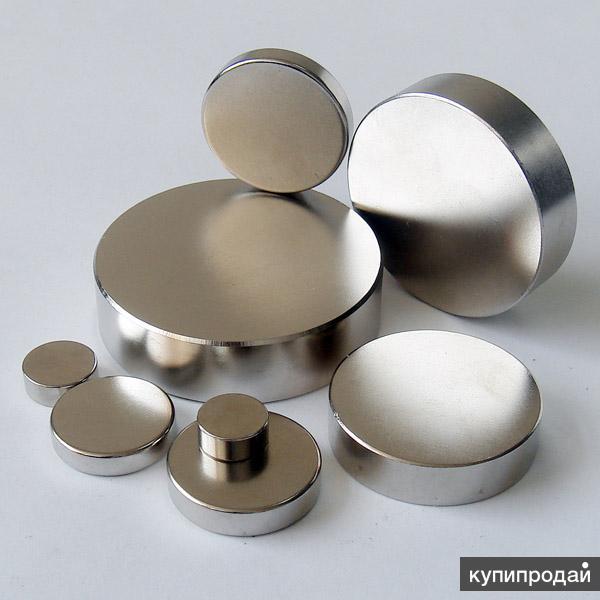 Неодимовые магниты сила на отрыв от 15 кг до 450 кг