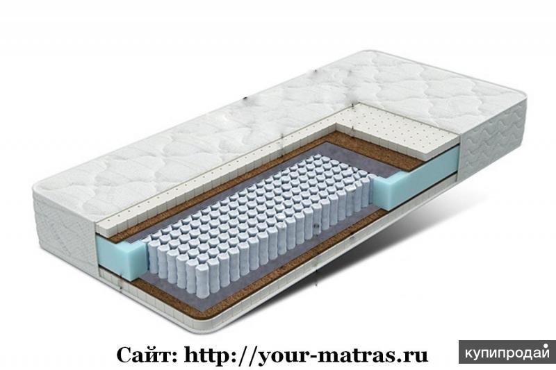 Ортопедические матрасы «Самурай-Комфорт» (160х200 см)