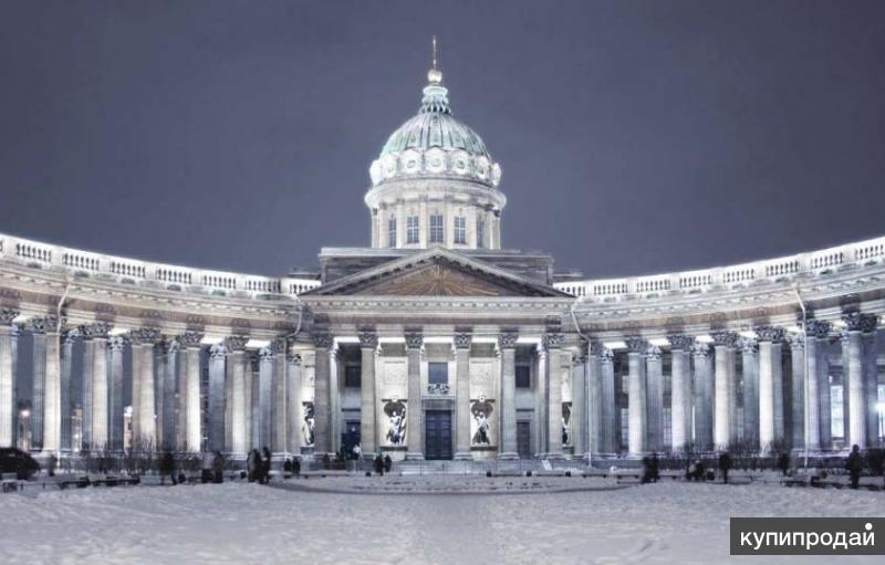 Рождественский тур в Санкт Петербург с 03.01.16 по 05.01.16