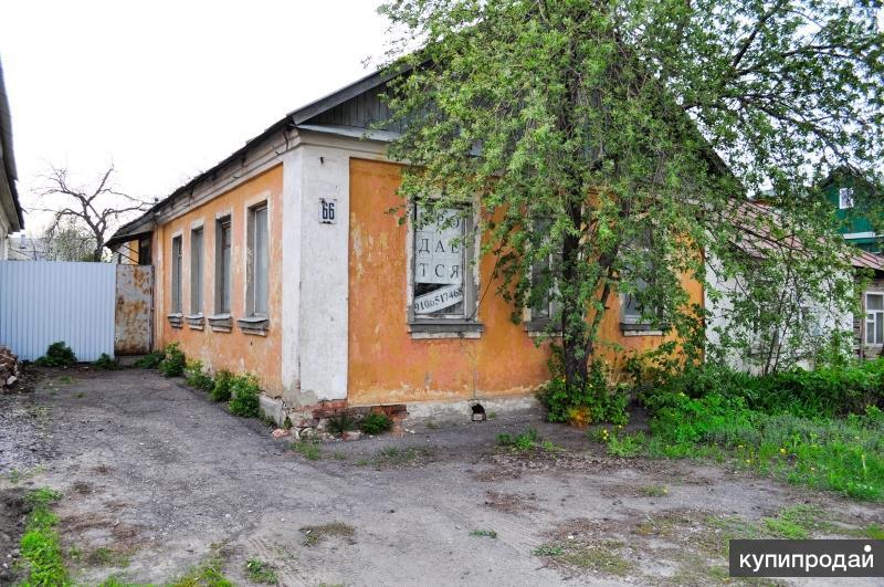 Дом для семьи с участком в черте города