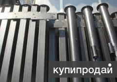 Продам столбы металлические в Сосновоборске