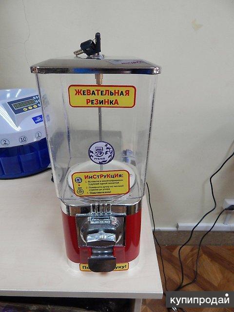 Бюджетный торговый автомат
