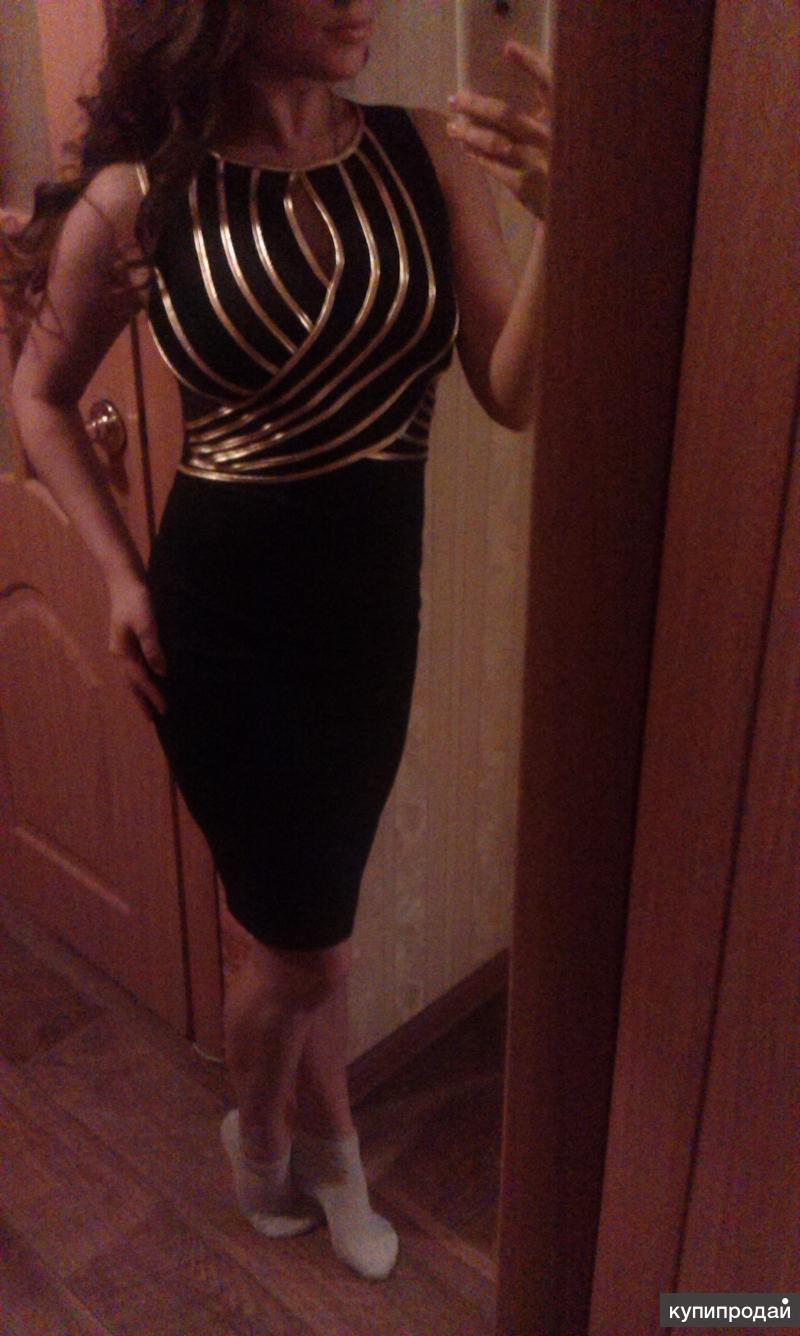 Вечернее платье! новое