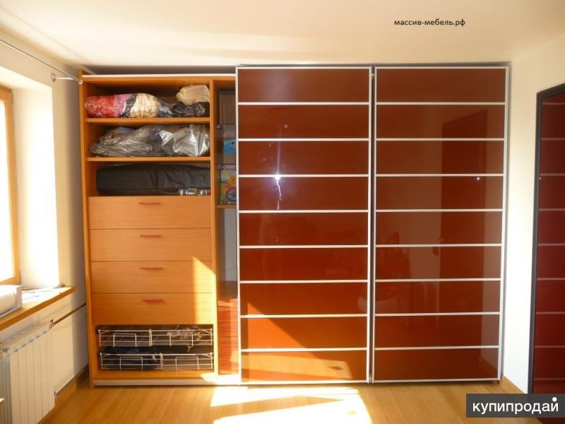 Шкаф -купе с индивидуальным дизайном москва.