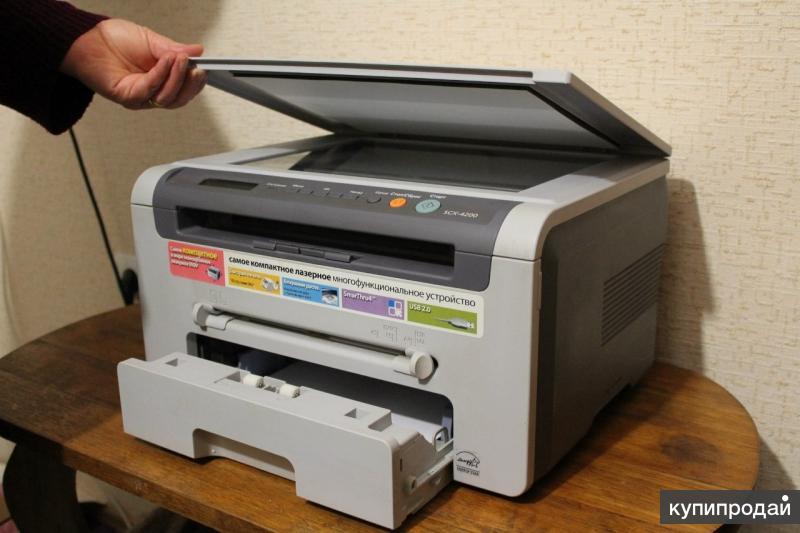 Вид товара: Принтеры Устройство принтер/сканер/копир Тип печати черно-белая