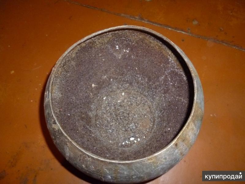 Чугунок-Горшок 1.5 литра  из аллюминия