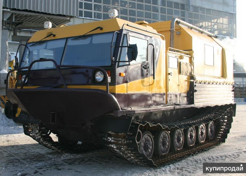 вездеход ЧЕТРА ТМ- 130