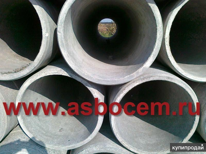 Асбестовые трубы диаметр 300 мм, длина 5.0 м