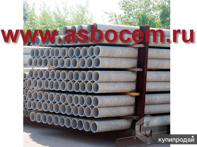 Труба асбоцементная диаметр 200 мм, длина 5.0 м